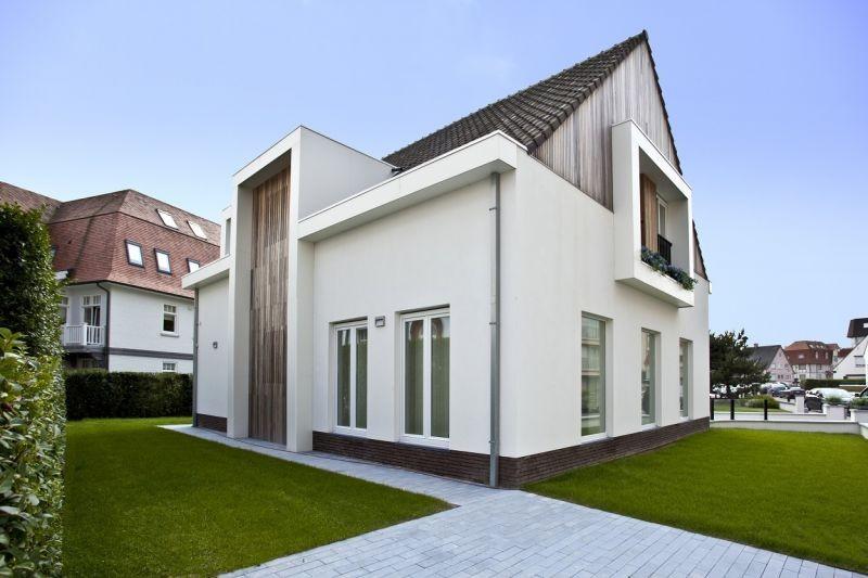 Witte ramen en deuren in pvc voor een frisse woning !
