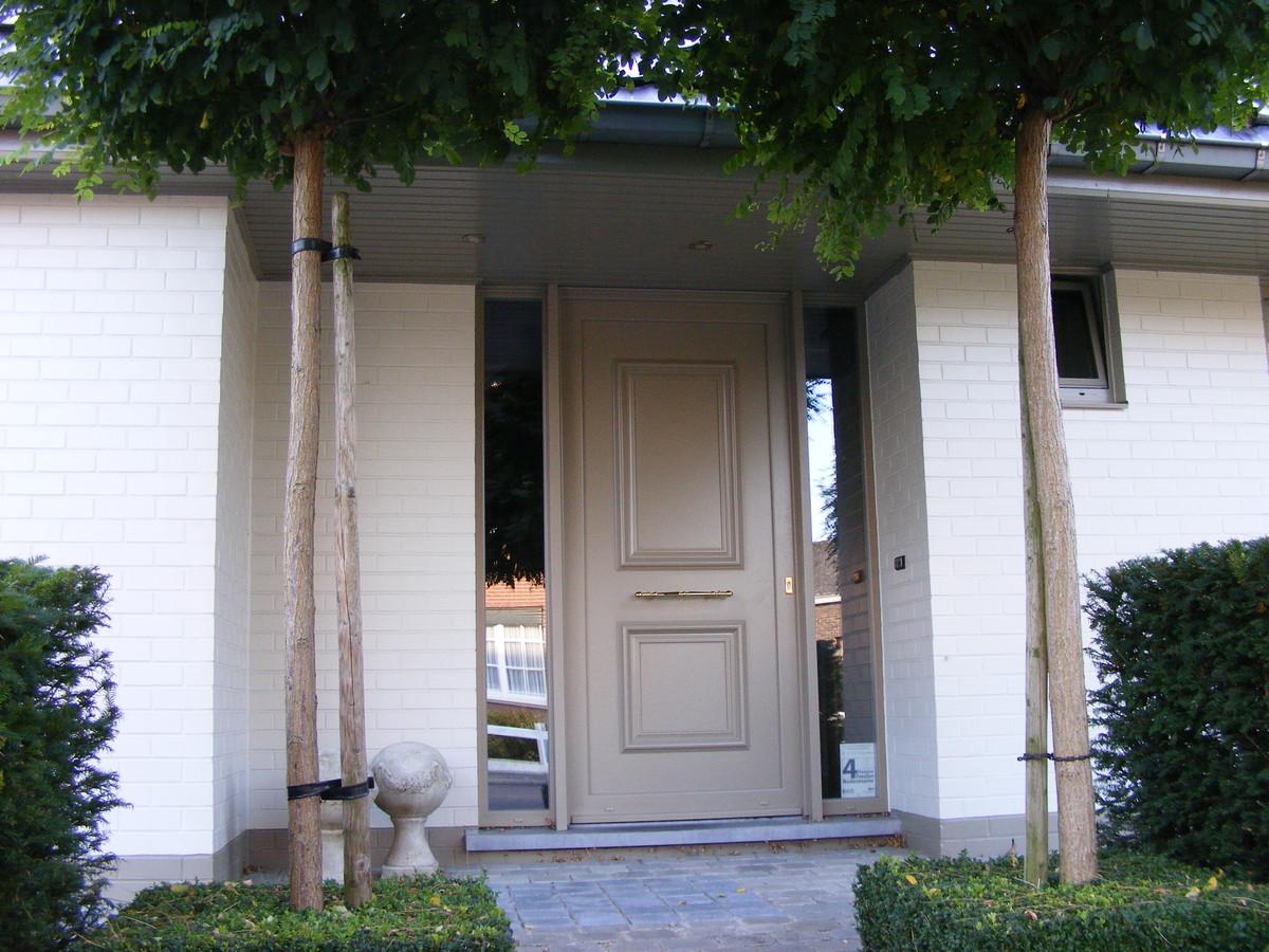 Een tijdloze, moderne of retro voordeur: kies de stijl die jij wilt !