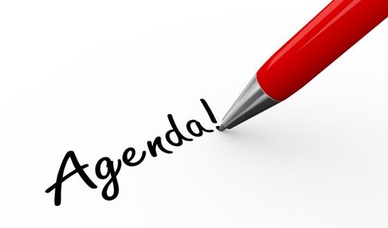 Agenda najaar '16