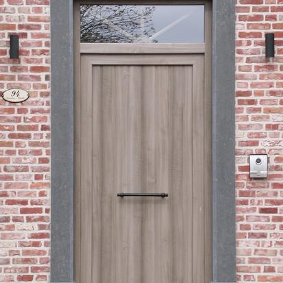 Nieuwe voordeur kopen? Ga voor prijs-kwaliteit !