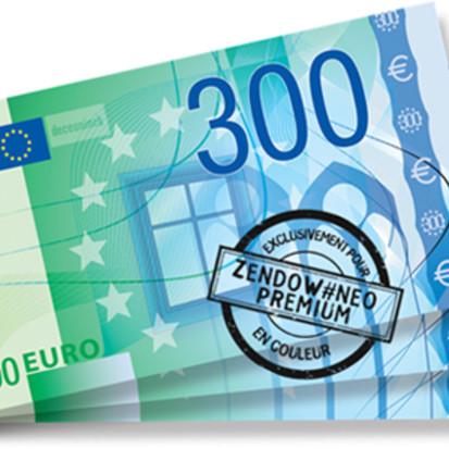 Action cash-back: Jusqu'à 300 euro de réduction extra !